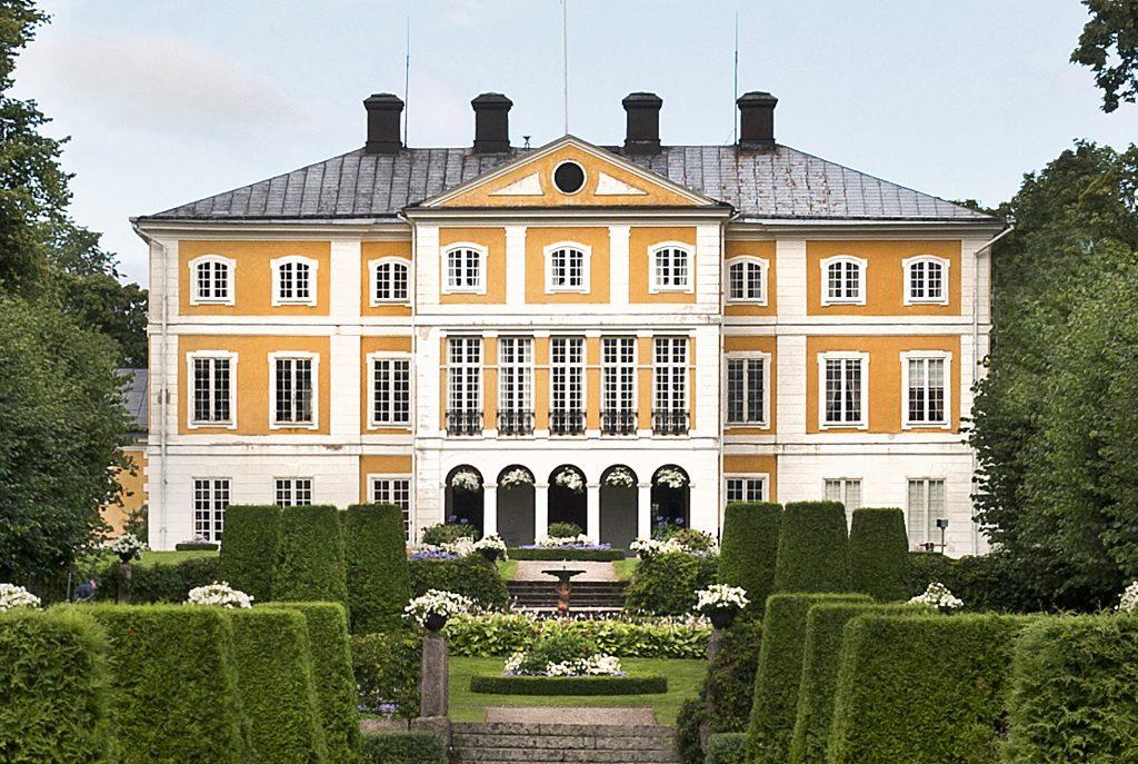 Stora huset på Julita gård. Foto: Peter Segemark/Nordiska museet.