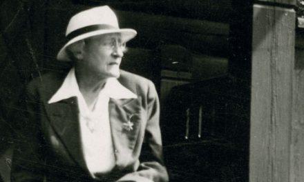 Lydia Wahlström – en central figur i kvinnorörelsen