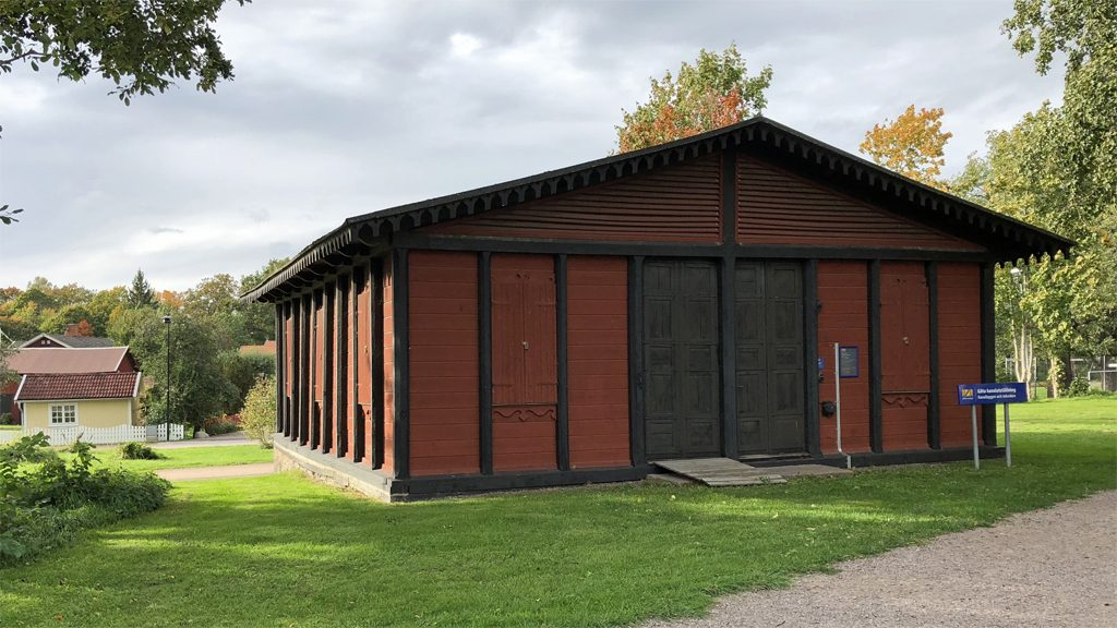 Göta kanals museum i Motala. Foto: Anna Adolfsson/Göta kanalbolag