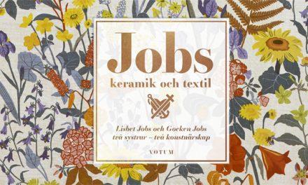 Jobs keramik och textil