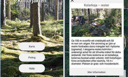 App ska göra kulturminnesmärken mer attraktiva