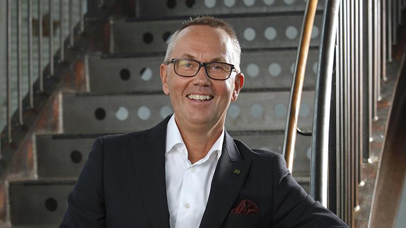 Mats Persson, generalsekreterare Sveriges Museer. Foto: Jörgen Ragnarsson