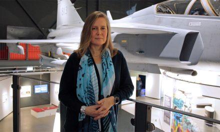 Ny chef för Flygvapenmuseum