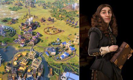 "Drottning Kristina tar plats i dataspelet ""Civilization"""