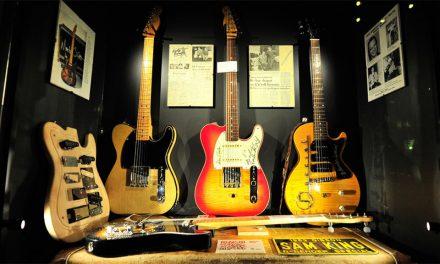 Politiker oeniga om miljonstöd till privat gitarrmuseum