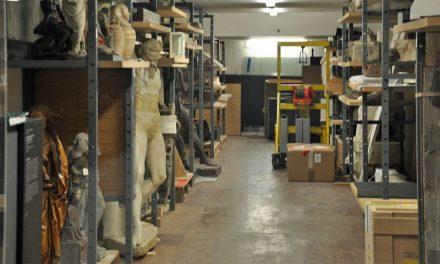 Museernas säkerhetsarbete inte tillräckligt bra