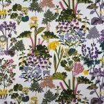 Systrarna Jobs – keramik och textil. Mönsterglädje och blomsterkonst