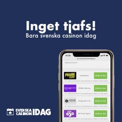 Historien om svenska casinon