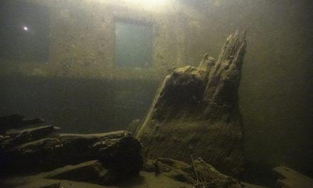 Vraket under Marinmuseum är identifierat