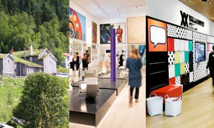 Årets museum 2019 i Funäsdalen, Lund eller Umeå