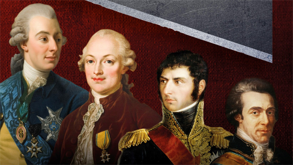Svenskarna i franska revolutionen