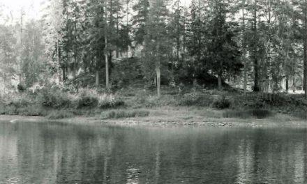 Selholmen i Älvsbyn kan vara gravplats