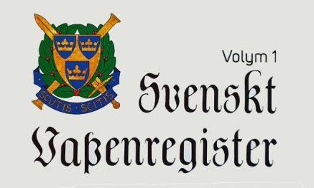 Svenskt Vapenregister