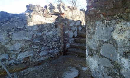 Underjordiskt rum från 1500-talet hittat i Göteborg