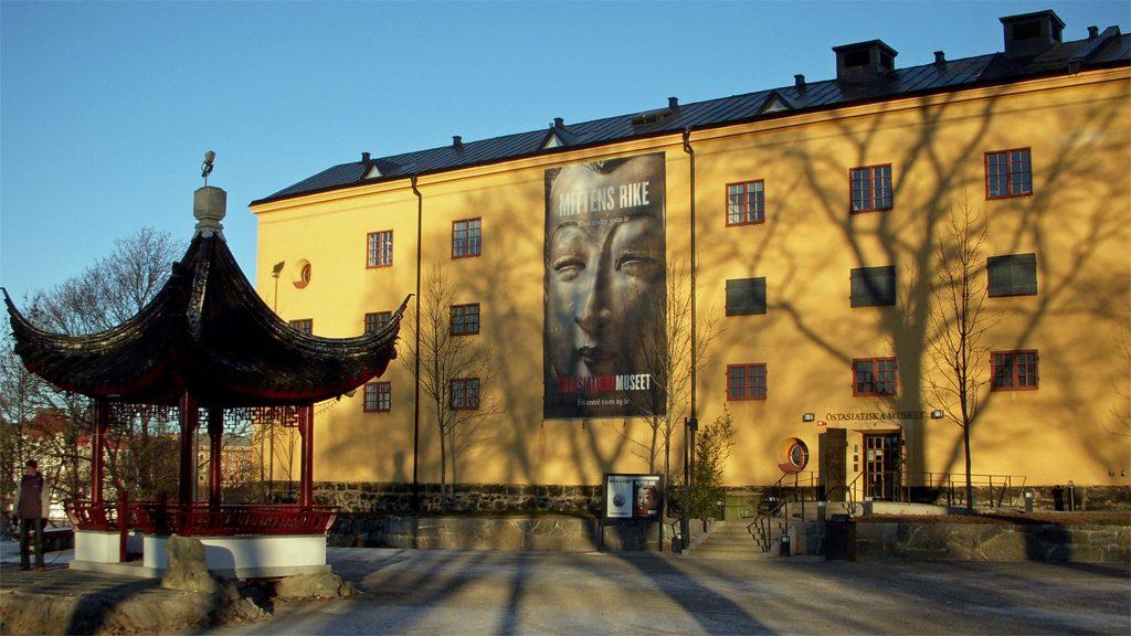 Östasiatiska museet. Foto: Holger Ellgaard (Wikimedia Commons CC BY-SA 3.0)