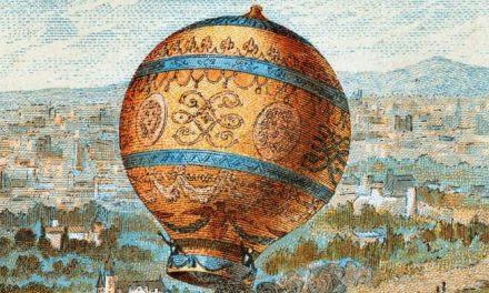 Ballongfärder förändrade människans vy på 1700-talet
