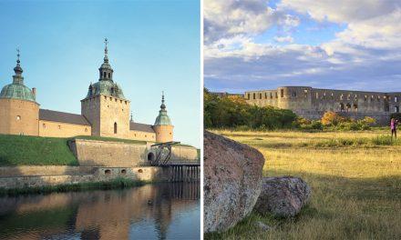 Så ska slotten i Kalmar och Borgholm utvecklas