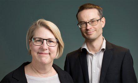 Karin Hassan Jansson och Jonas Lindström får Vasamuseets vänners pris