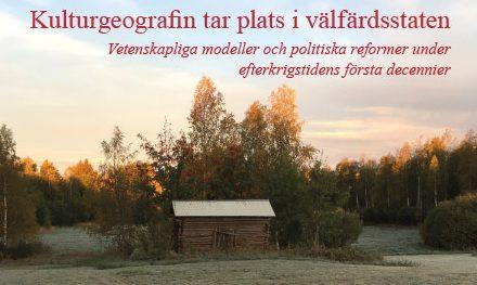 Vetenskapliga modeller och politiska reformer under efterkrigstiden