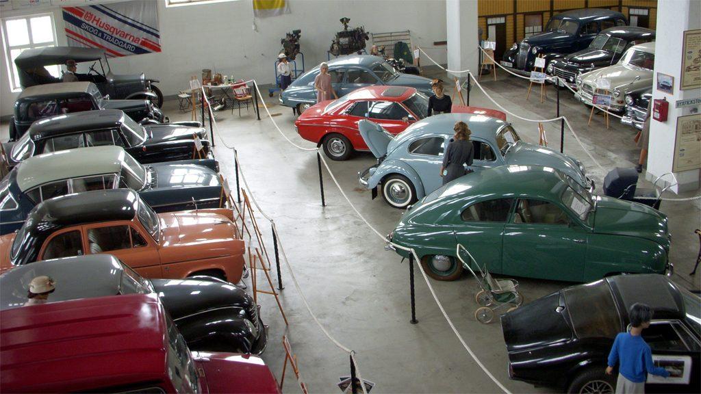 Motor- & Nostalgimuseet i Grängesberg. Foto: Holger Ellgaard (Wikimedia Commons CC-BY-SA-3.0)