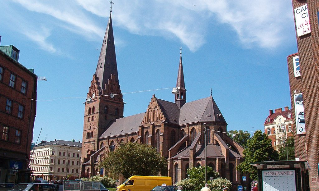 S:t Petri kyrka i Malmö. (Wikimedia Commons CC BY-SA 1.0)