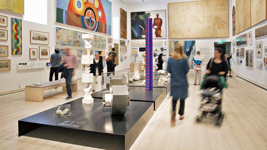 Skissernas Museum. Foto: Johan Persson