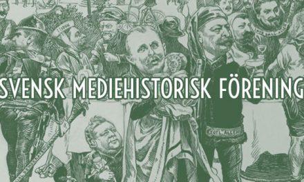 De får årets mediehistoriska stipendier