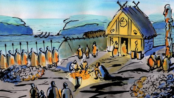 Metallhantverkets organisation i södra Skandinavien under bronsåldern