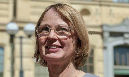 Karin Grönvall blir ny riksbibliotekarie