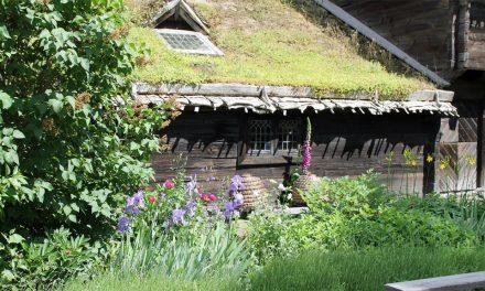 Kyrkhultstugan på Skansen återinvigs