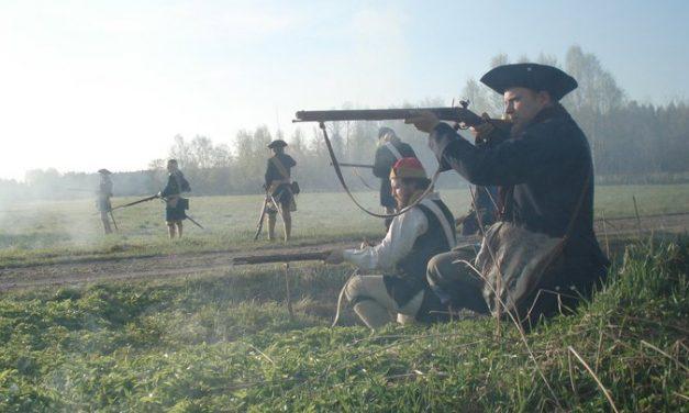 Rysshärjningarna i Sverige 1719