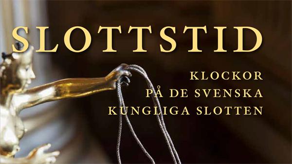 Klockor på de svenska kungliga slotten
