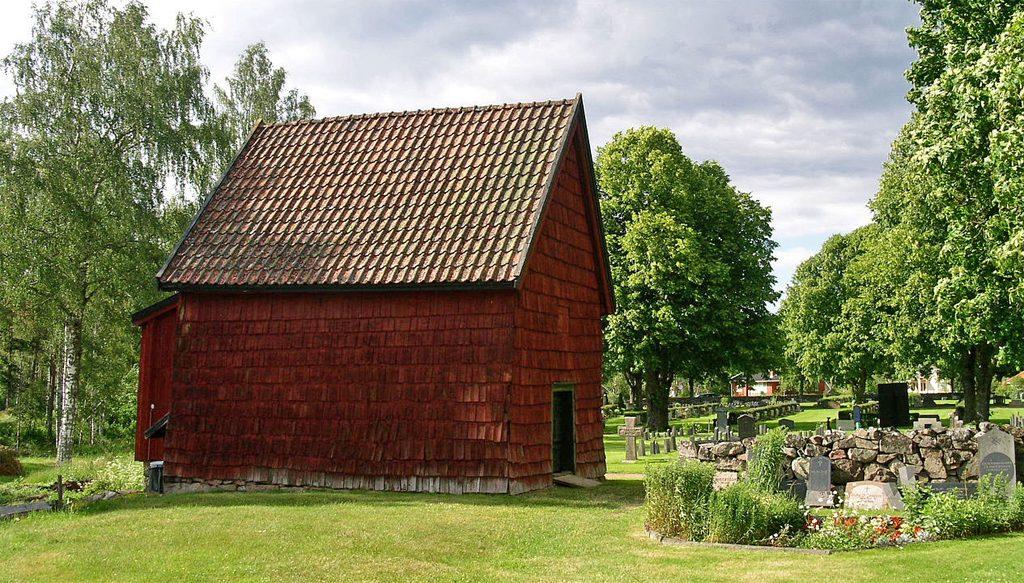 Tiondeboden i Ingatorp. Foto: Taxelson (Wikimedia Commons public domain)