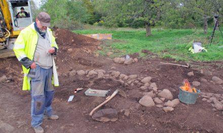Arkeologerna återvänder till Närkes största järnåldersgravfält