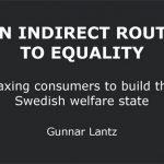 Nej, rika betalade inte mer skatt på 1970-talet