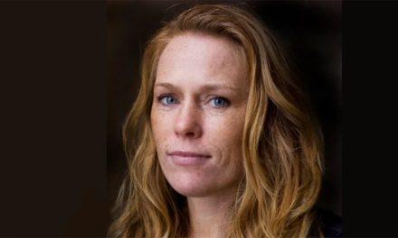 Stora historiepriset till Annika Sandén