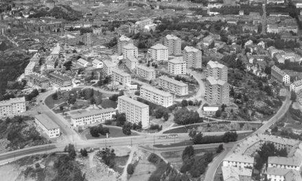 Stadsbilden i Göteborg under hundra år