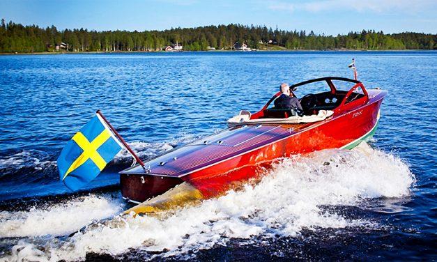 150 fritidsbåtar k-märkta av Sjöhistoriska museet