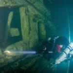 Nya dykningar vid vraket Mars