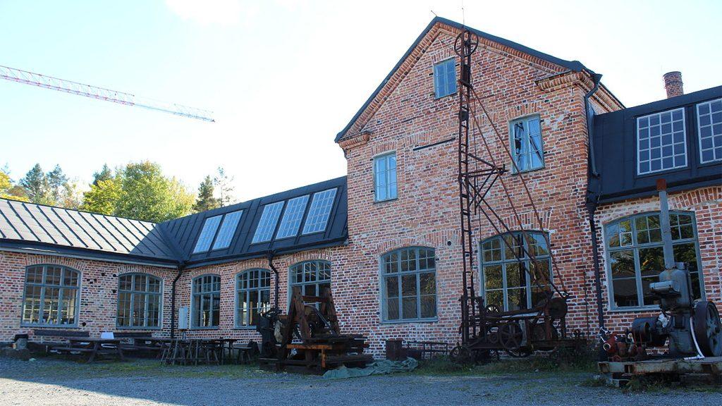Pythagoras Industrimuseum. Foto: Einarspetz (Wikimedia Commons CC BY-SA 3.0)