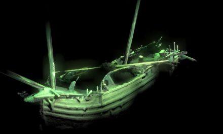 500 år gammalt skeppsvrak funnet i Östersjön