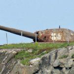Oscar II:s fort läcker in vatten – behöver nytt tak