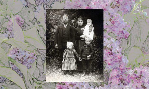 Sockenbarnet August Theodor och hans samtid