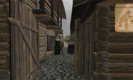 Dataspel om handelsstaden Nya Lödöse