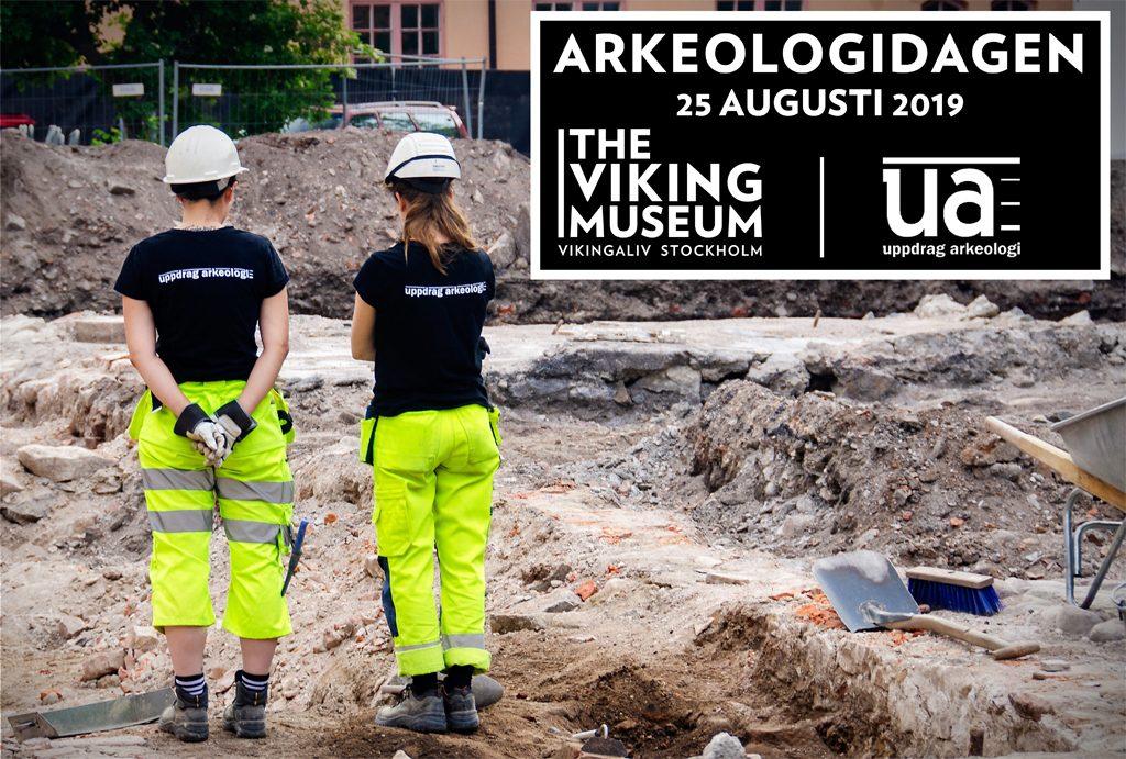 Foto: Richard Grönwall/Uppdrag Arkeologi