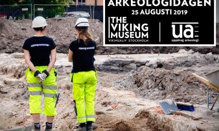 Lär dig mer om arkeologi på söndag