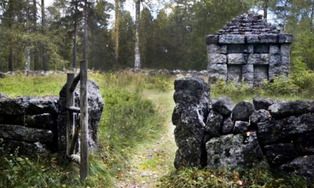 Samiska kranier återbegravs i Lycksele