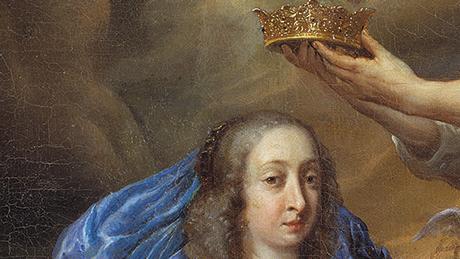 Drottningen – från landsmor till idealbild