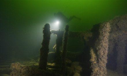 1800-talsvrak undersöktutanför Gotlands kust