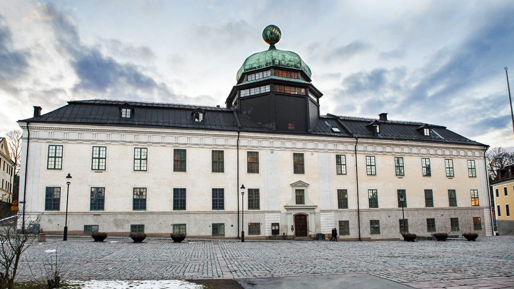 Gustavianum. Foto: Magnus Hjalmarsson